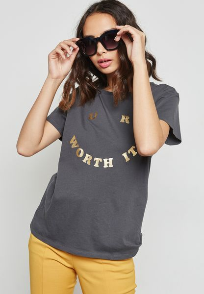 U R Worth It T-Shirt