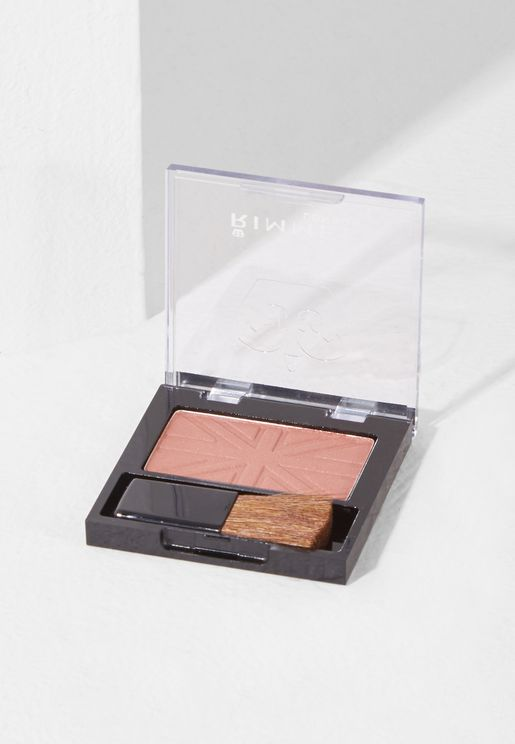 Lasting Finish Soft Colour Blush with brush- 220 Madeira