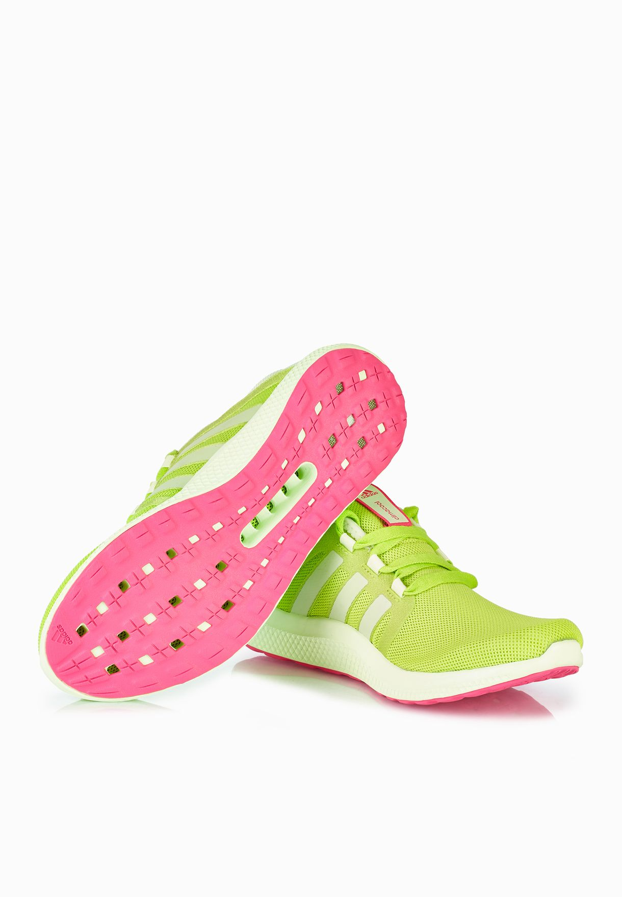 bd6813abbf8e7 Shop adidas green Climacool Fresh Bounce S74432 for Women in Saudi ...