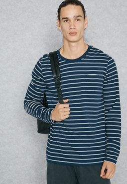 Caine Striped T-Shirt