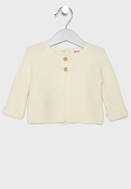 Infant Bobi Cardigan