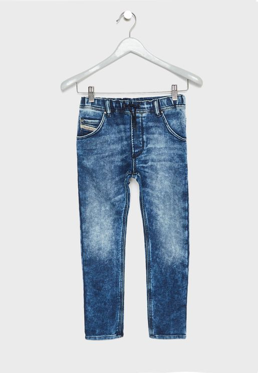 Teen Denim Jeans
