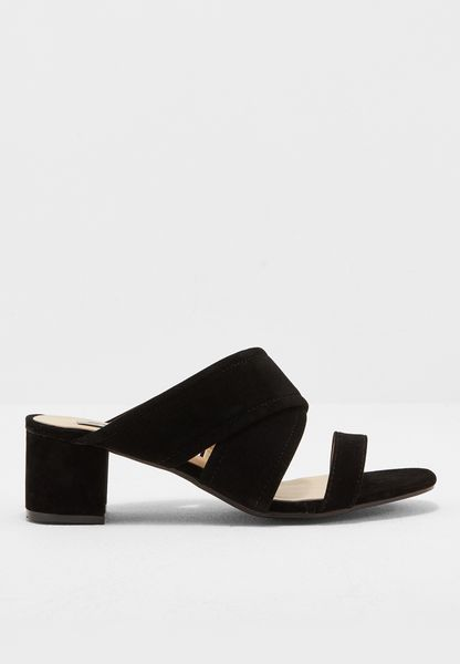Two strap mules