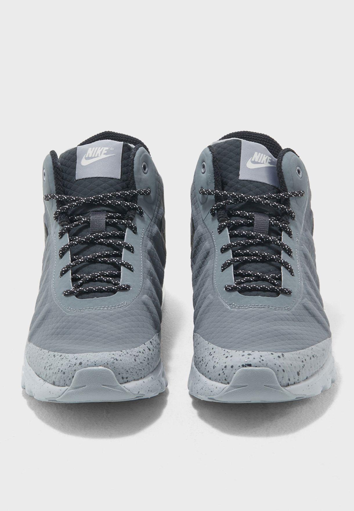 0fdd5fb0f476 Shop Nike grey Air Max Invigor Mid 858654-005 for Men in UAE ...