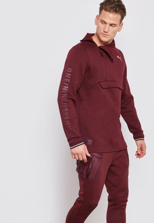 NeverRunBack Sweatshirt