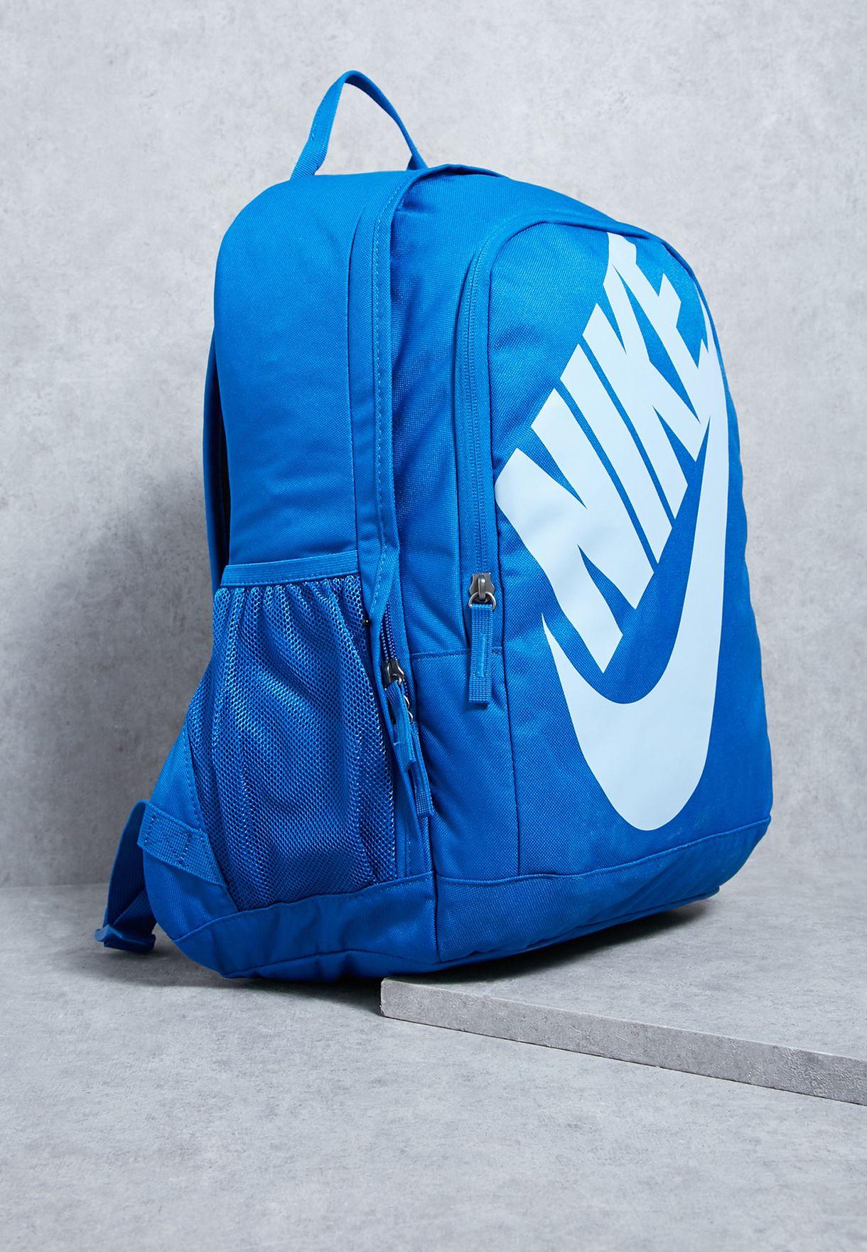 a3bdf80520b21 Shop Nike blue Hayward Futura Backpack BA5217-411 for Men in UAE ...
