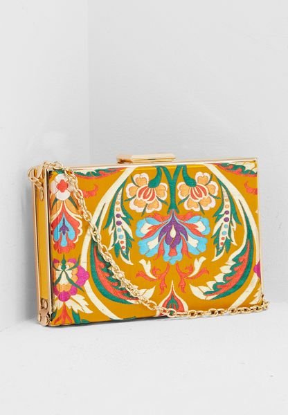 Oriental Box Clutch