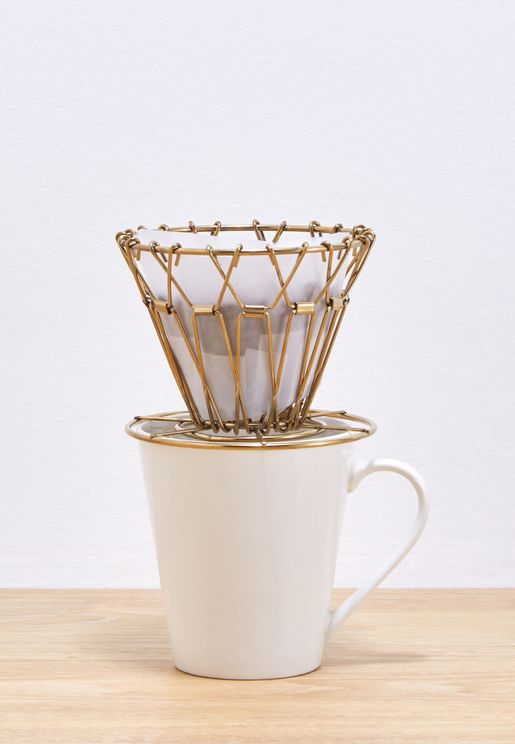 Collapsible Coffee Dripp
