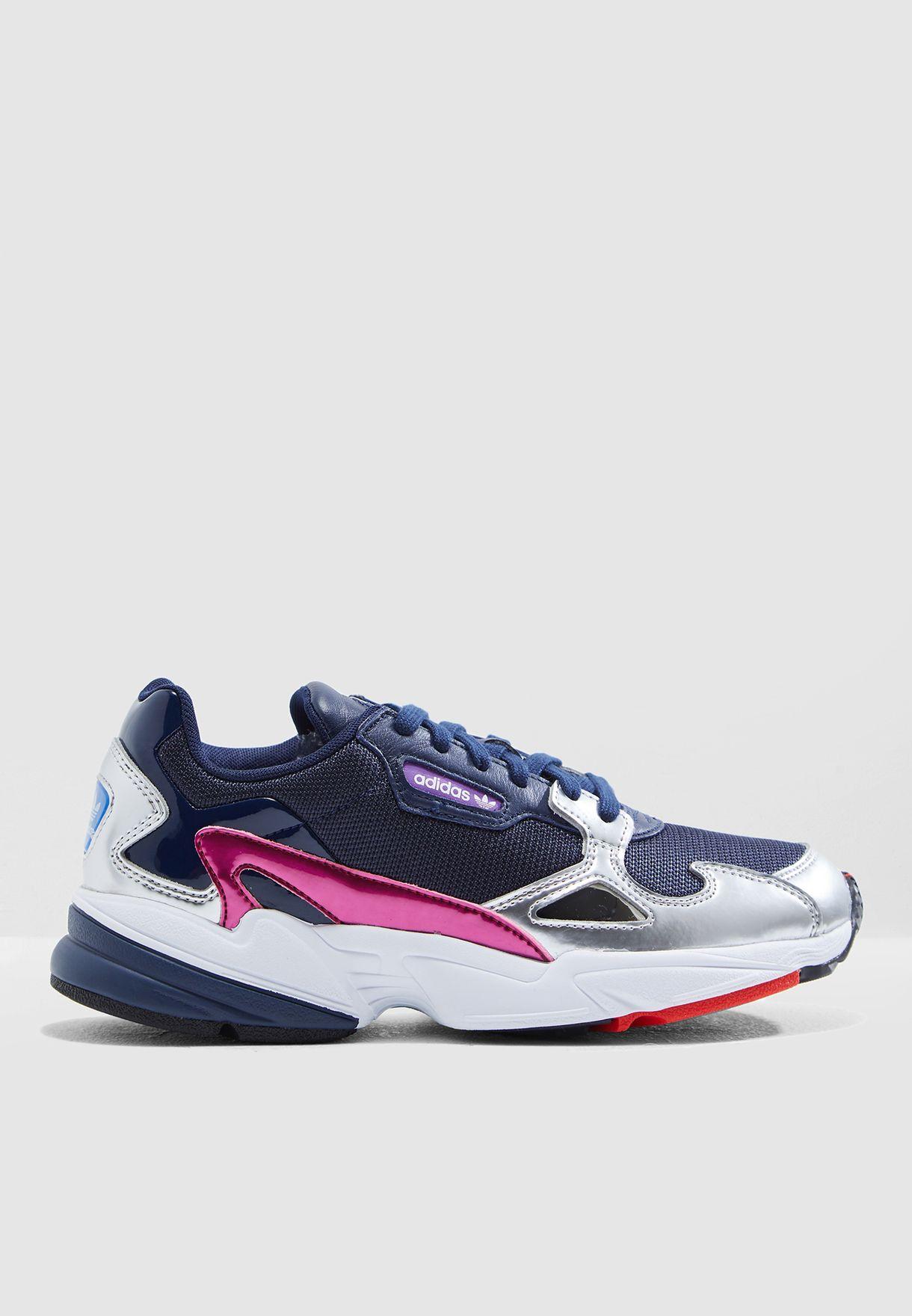 48c6200d7852a تسوق حذاء فالكون ماركة اديداس اورجينال لون كحلي CG6213 في ...