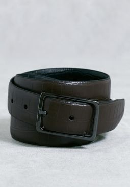 Crocodile Reversible Belt
