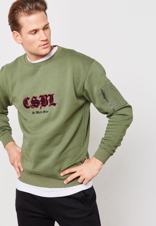 Arise Crew Neck Sweatshirt