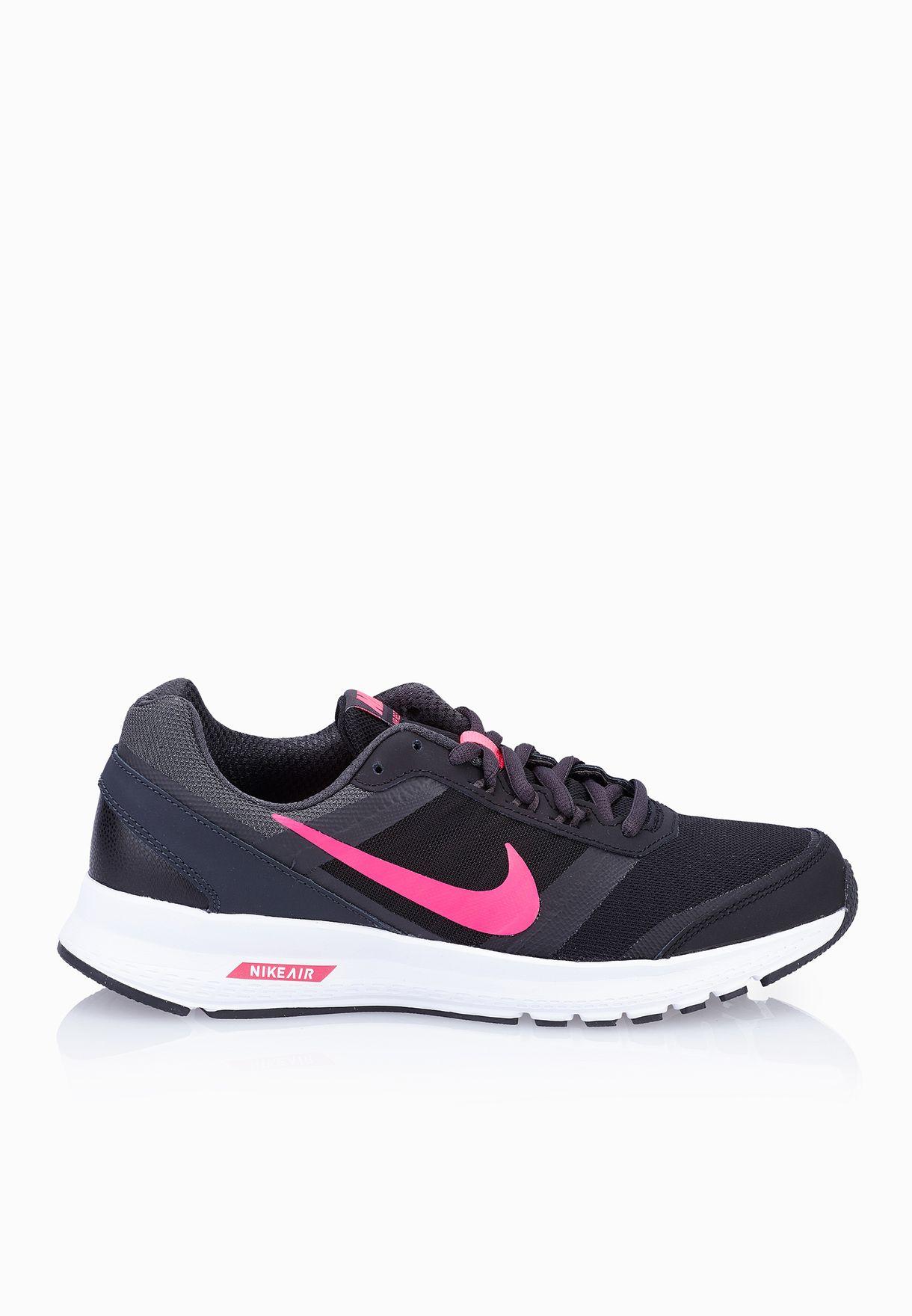 9aac253c9e1ee Shop Nike black Air Relentless 5 807098-005 for Women in UAE ...