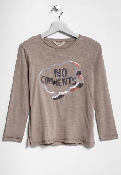 Little Comment T-Shirt
