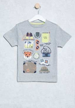 Little Printed T-Shirt