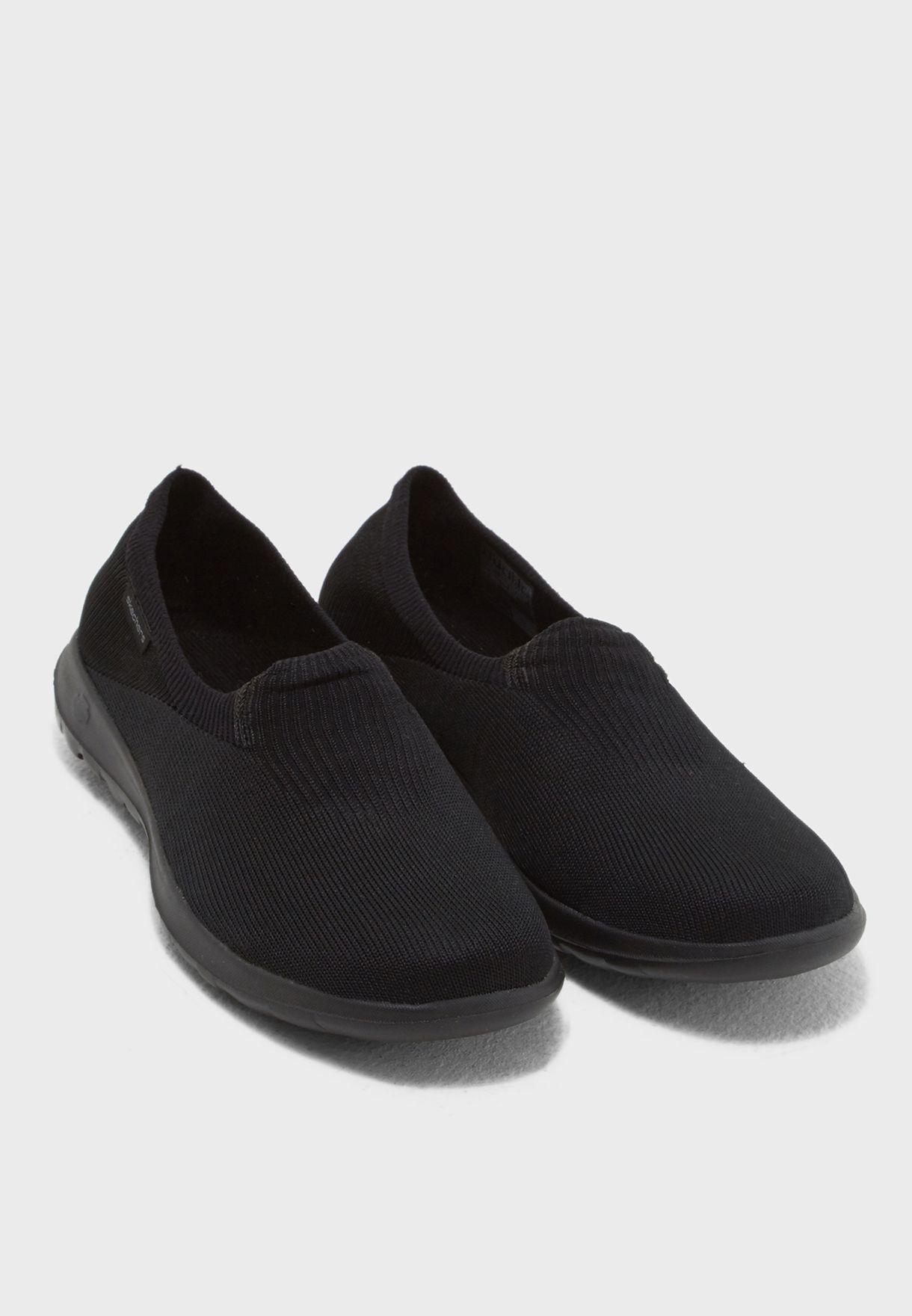 Buy Skechers black Go Walk Lite