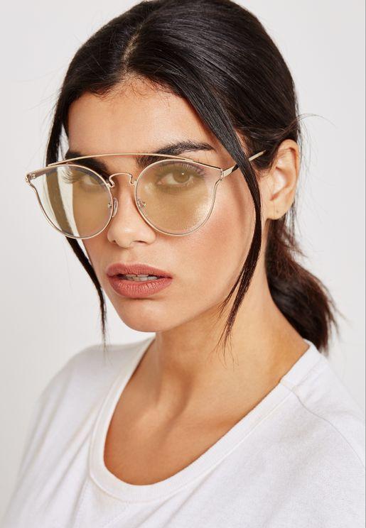 Metal Frame Reading Sunglasses