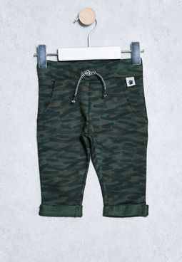 Infant Printed Trousers