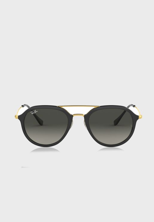 Pilot Double Bridge Sunglasses