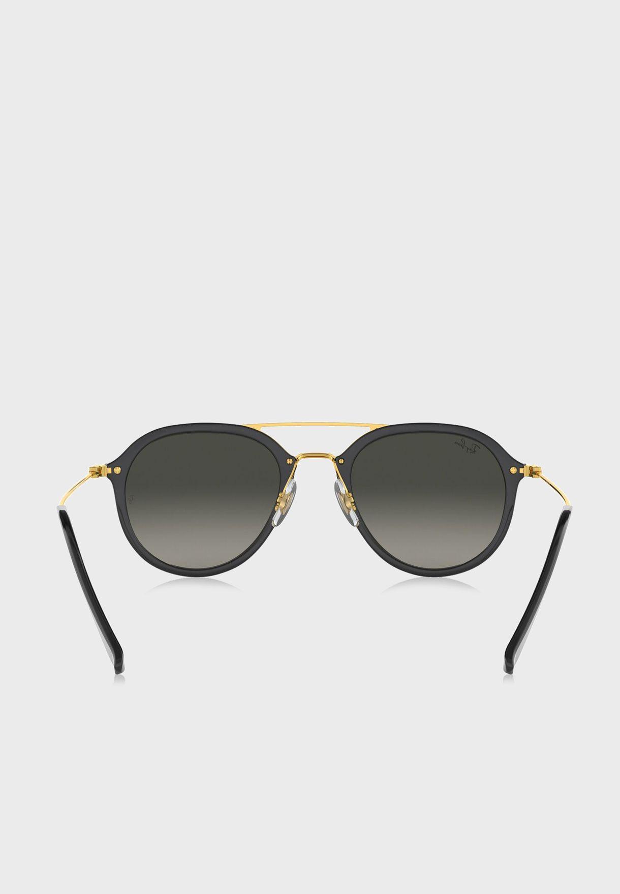 Pilot Double Bridge Sunglasses