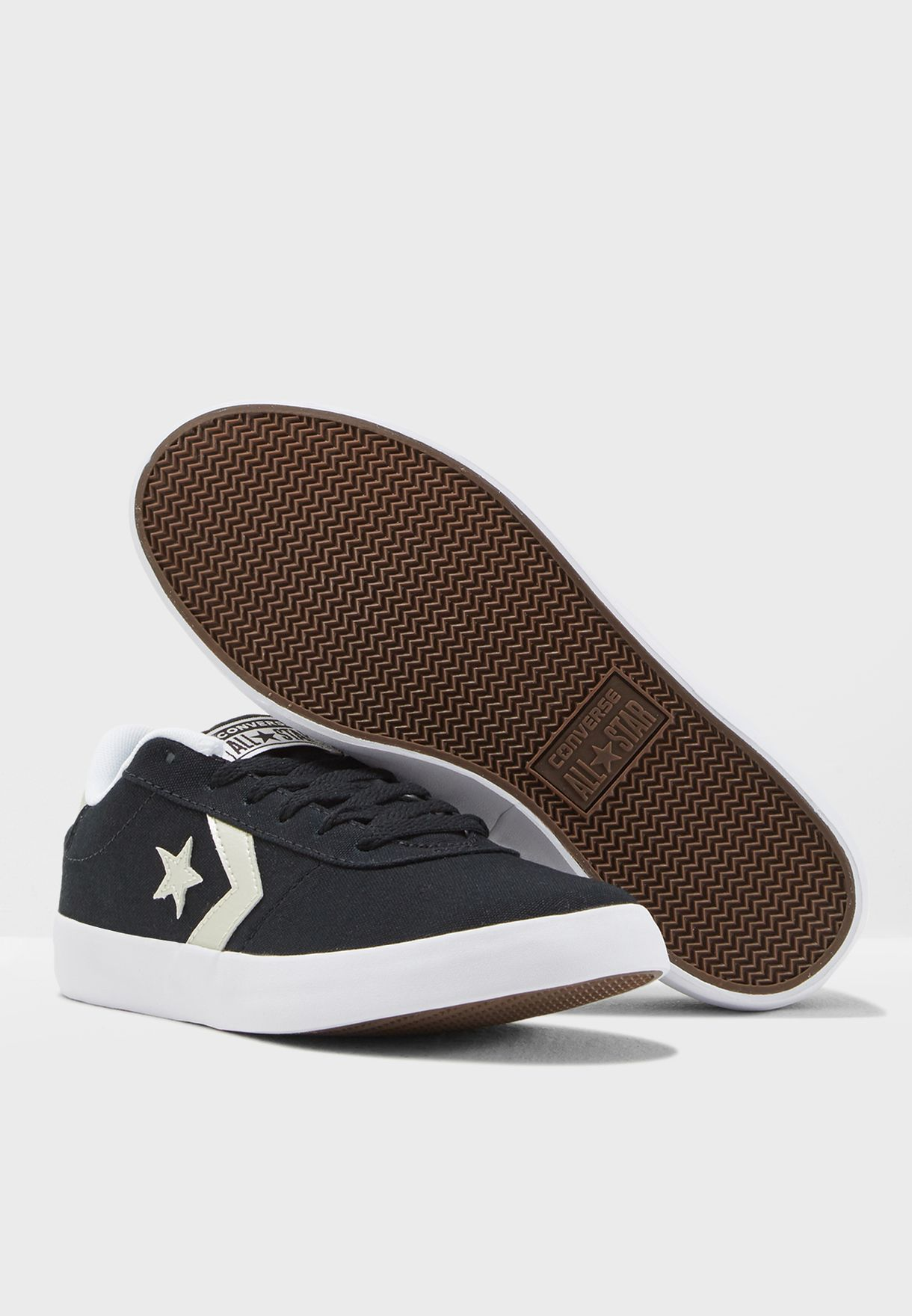 Buy Converse black Point Star for Women