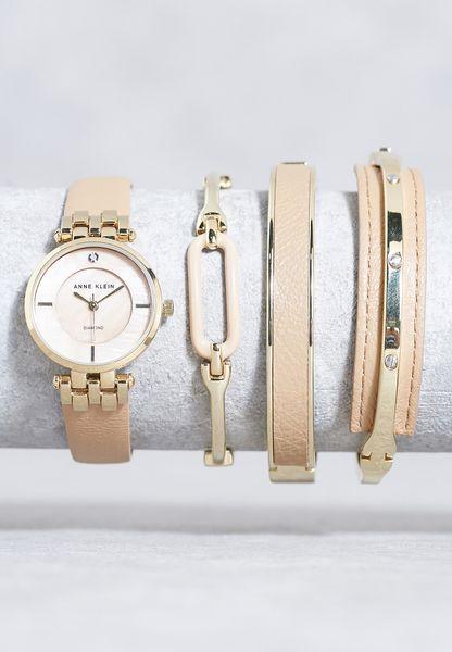 Analogue Watch Gift Set