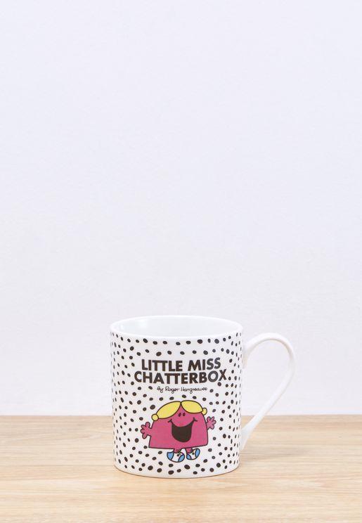 Little MissChatterbox Mug