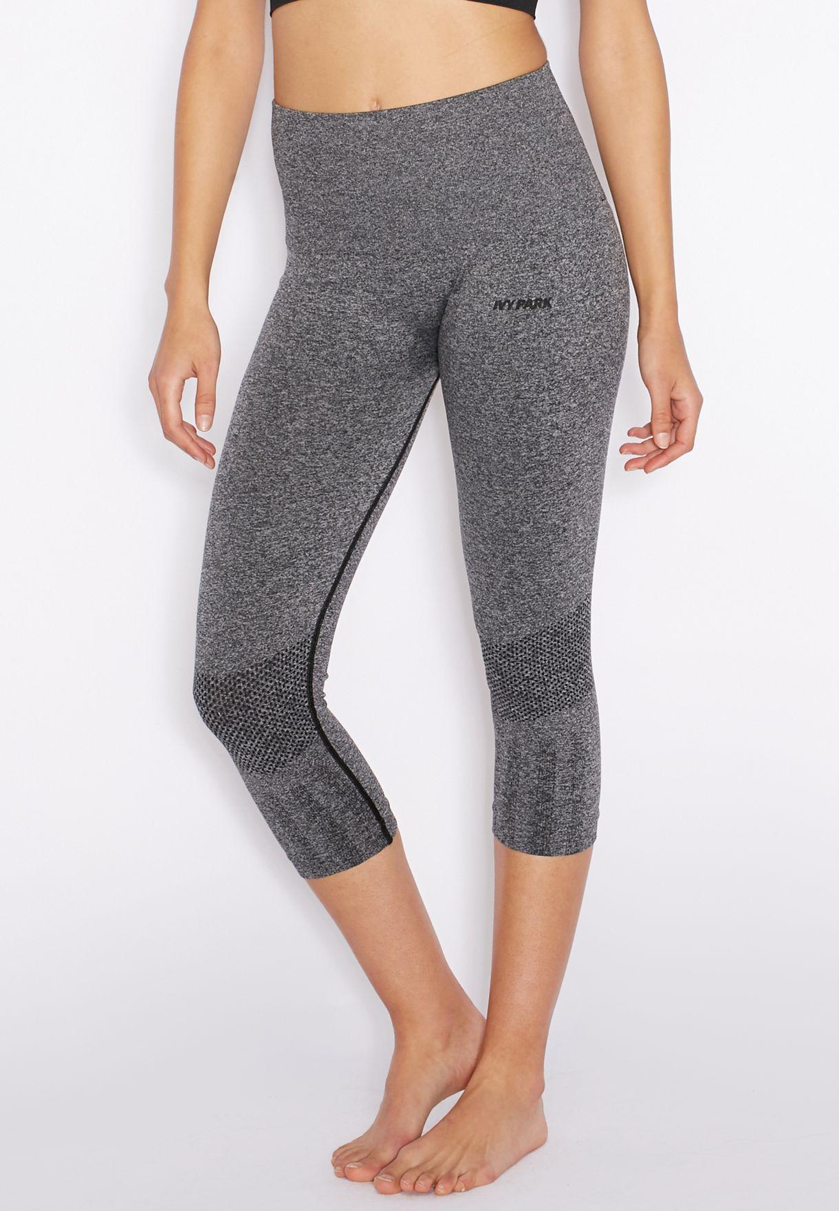new M Genuine Ivy Park from Top Shop grey logo leggings