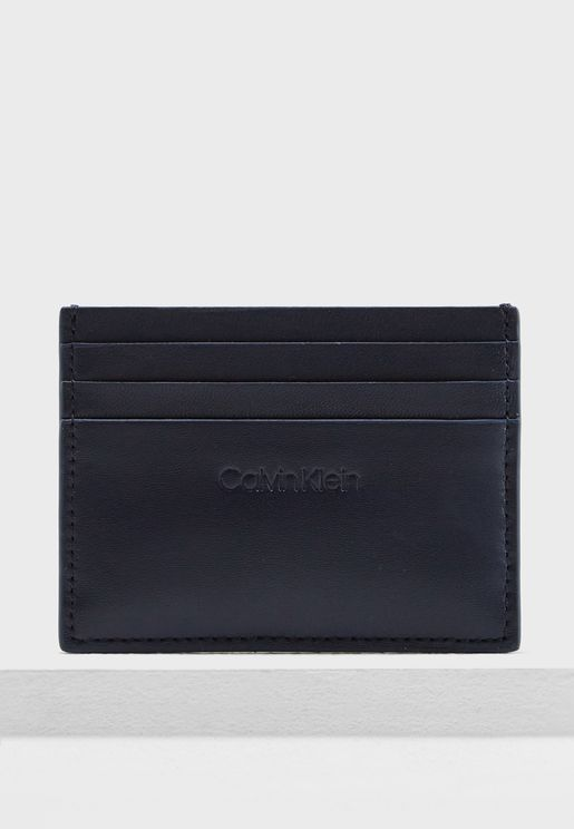 Smooth Emboss Cardholder