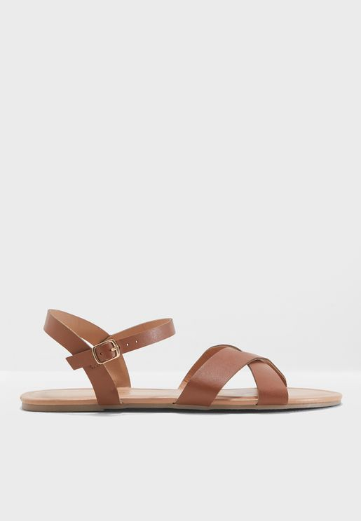 Wide Fit Falcon Sandal