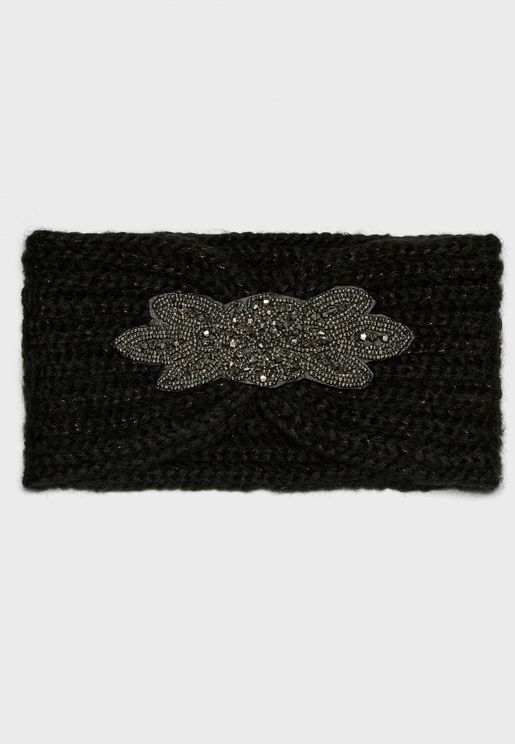 Tia Knit Headband