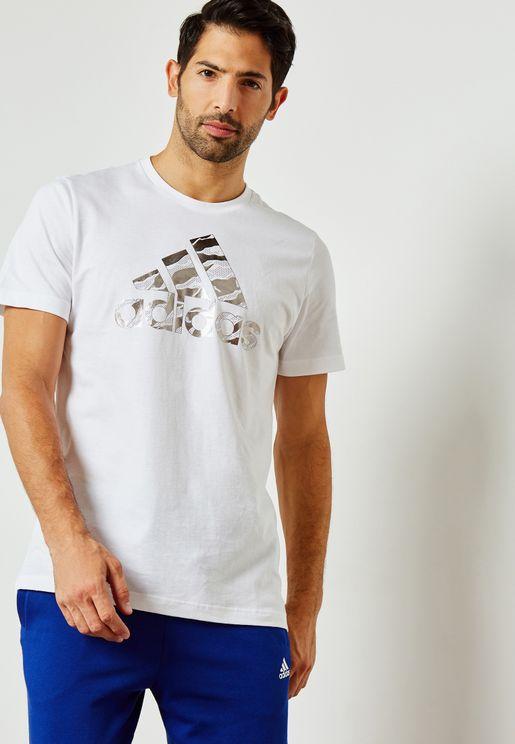 BOS Foil Camo T-Shirt