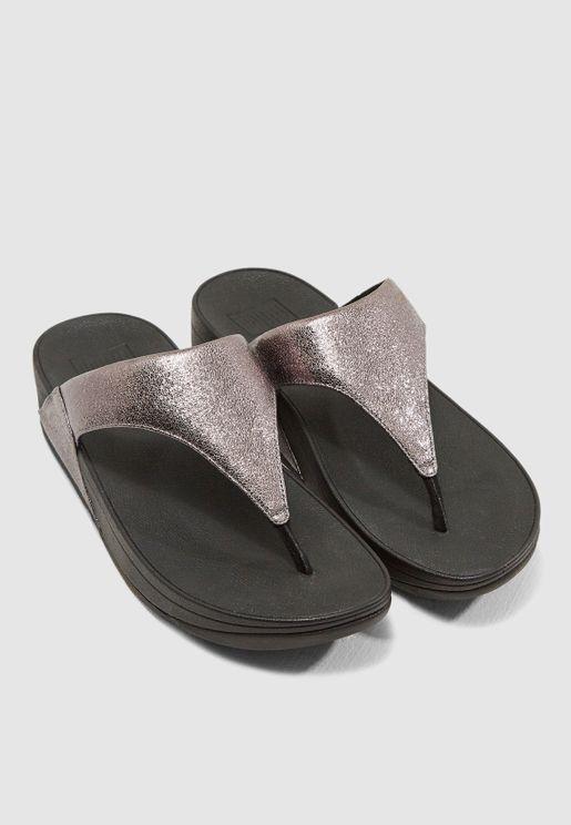 Lulu Molten Slippers