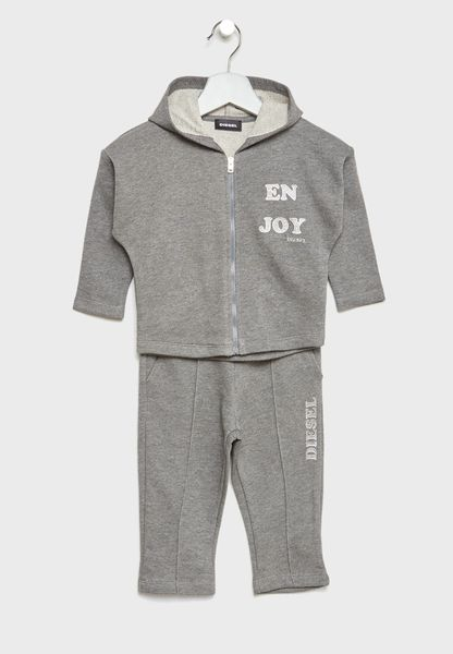 Infant Hoodie + Pants Set