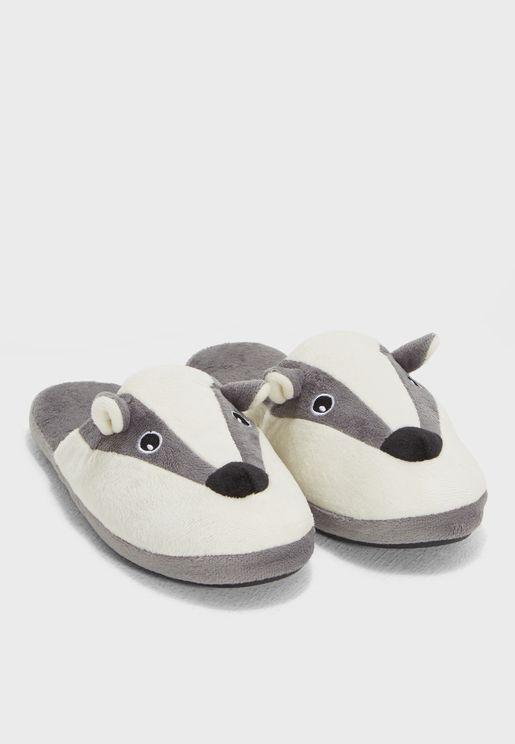 Tamara Fox Bedroom Slippers