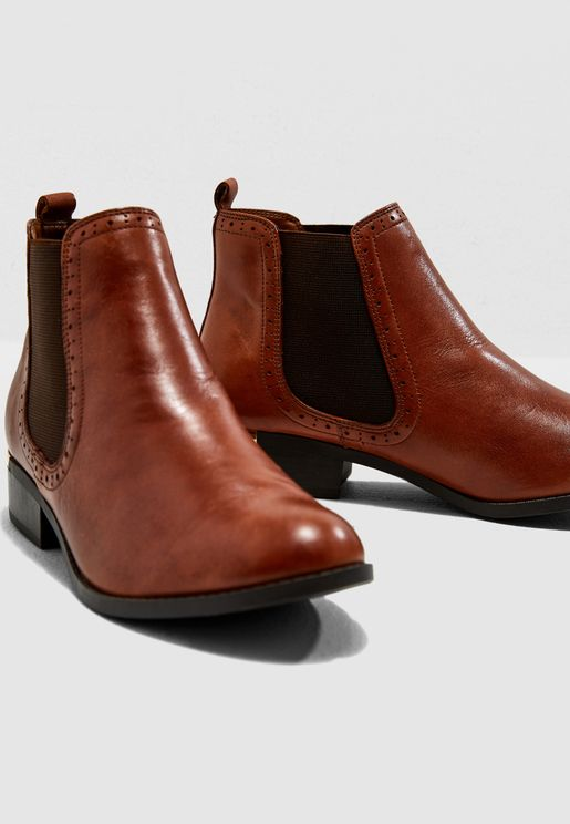 Conker Ankle Boot