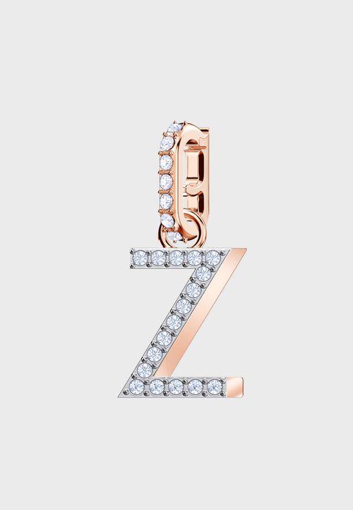 Swa Remix Z-Alphabet Charm