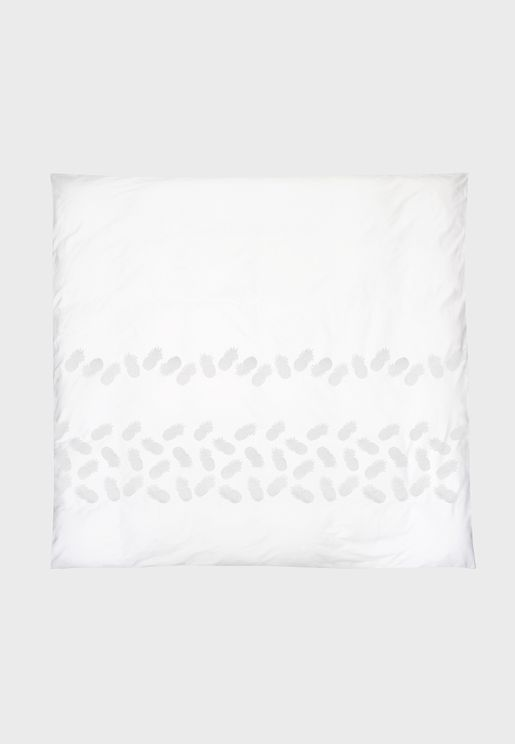 Luxury Pineapple Duvet Cover - King(230x220cm)