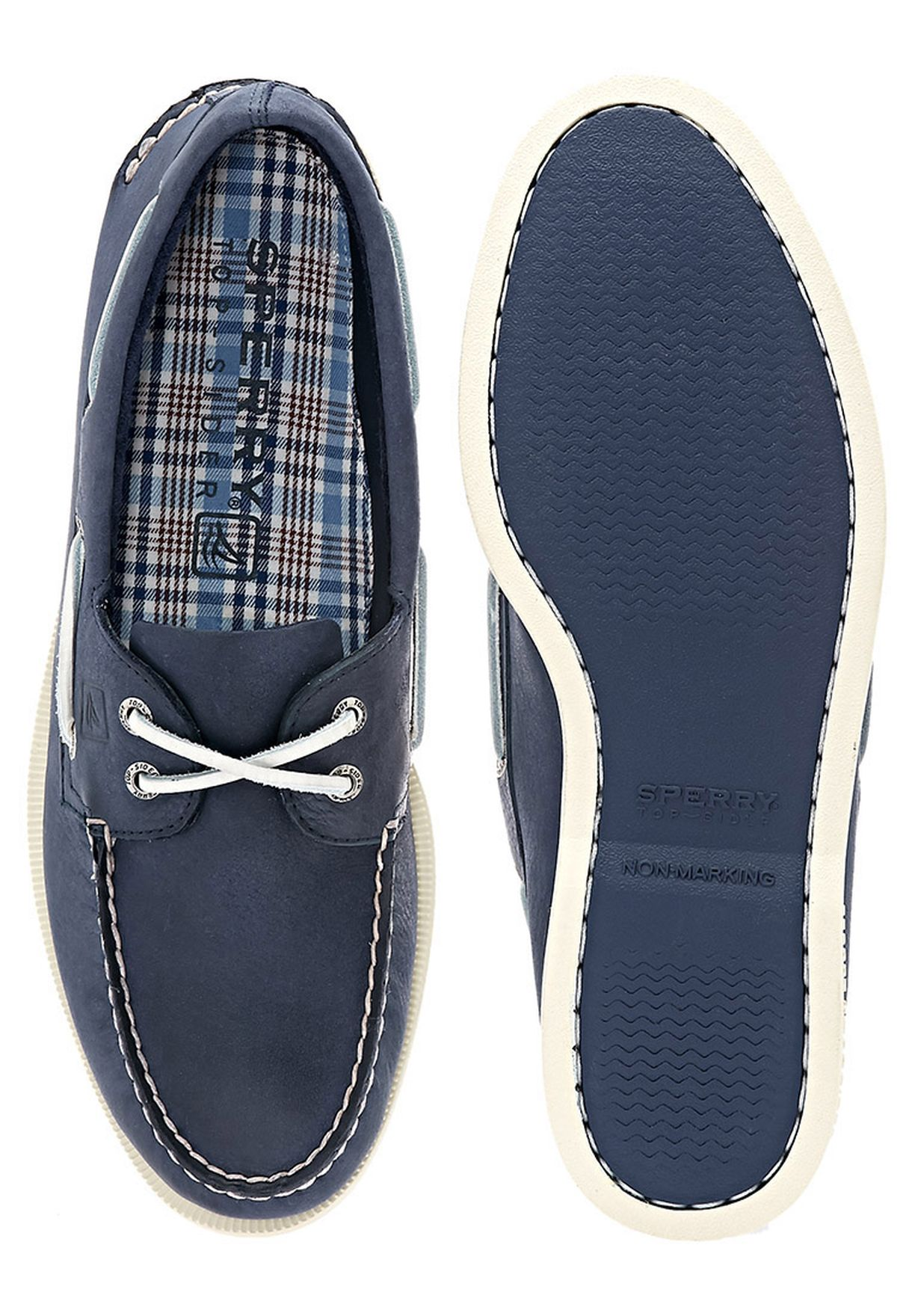 608def407 تسوق Boat Shoes ماركة سبيري توب سايدر لون أزرق في الامارات ...