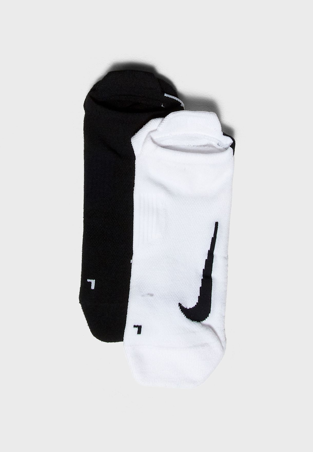 2 Pack No Show Socks