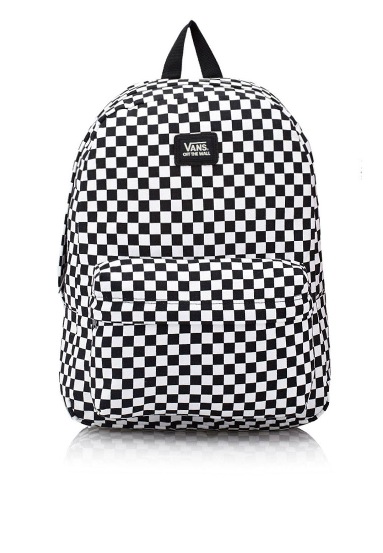 74aed9783e Shop Vans black Old Skool II Backpack for Men in UAE - VA088AC52WRF