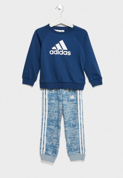 Infant French Terry Joggers Set