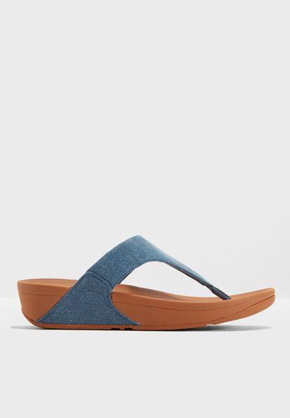 Lulu Toe-Thong Sandals