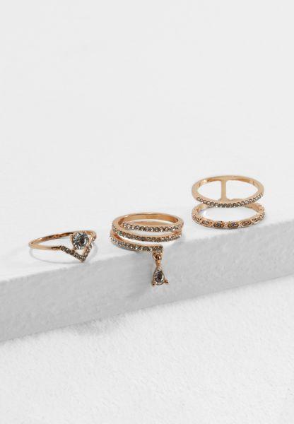 Multipack Of Ferolle Ring