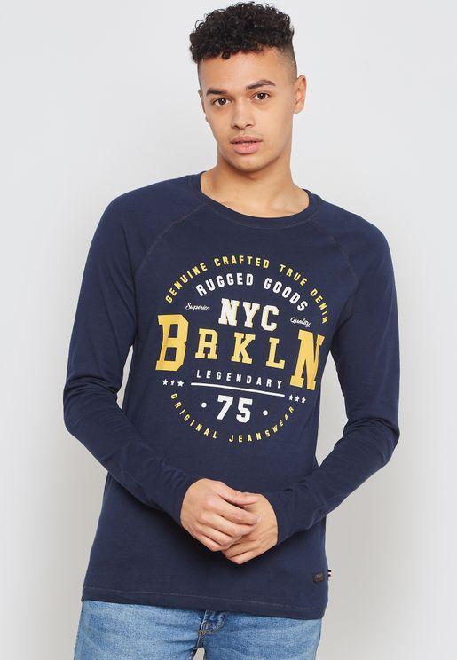 Bound Brkln PrintT-Shirt