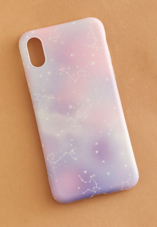 Pastel Constellation Star iPhone-X Case