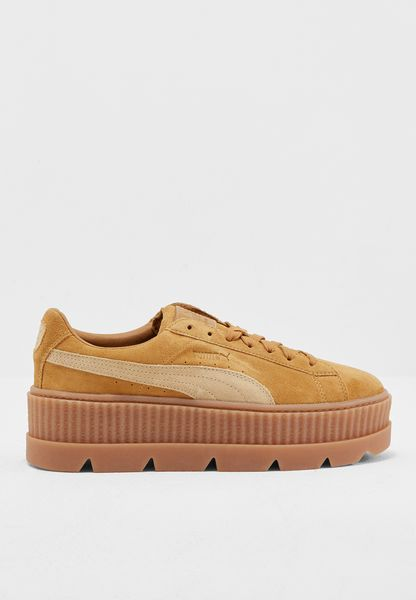 Fenty Cleated Creeper Suede