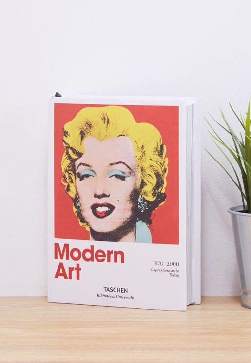 كتاب عن الفنون المعاصرة