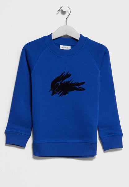 Little Logo Sweatshirt
