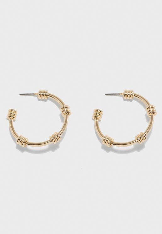 Daria Creol Earrings