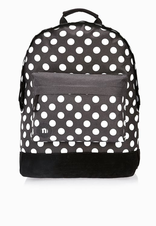 All Polka Backpack